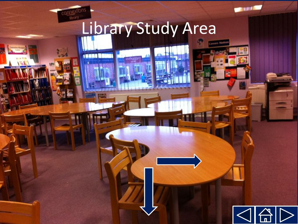 Library Study Area