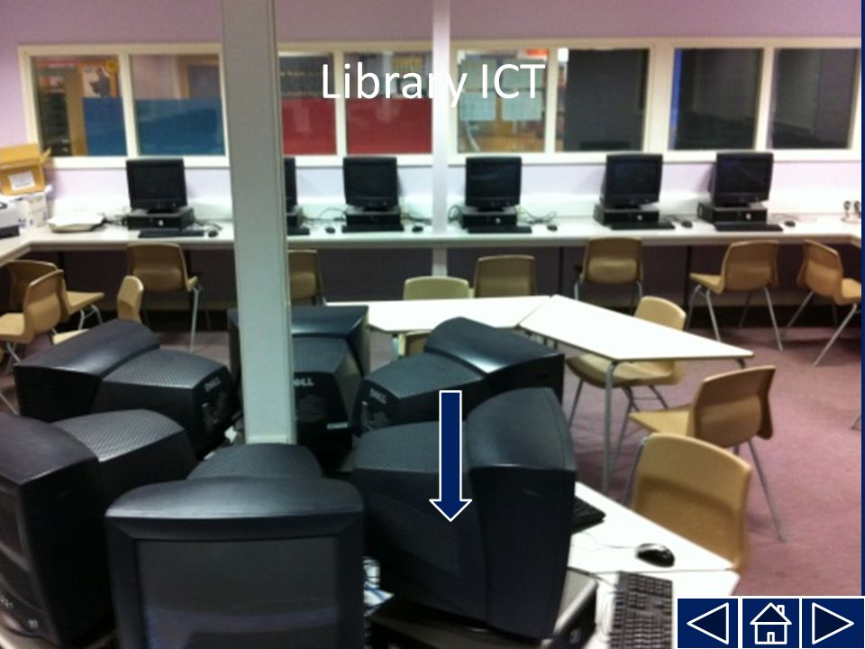 Library ICT
