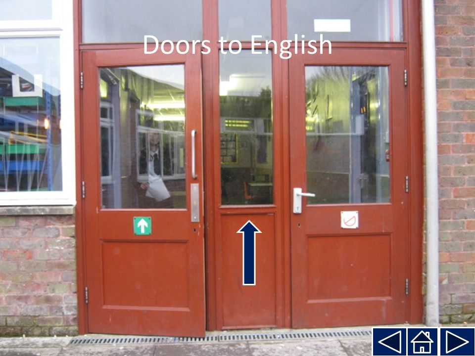 Doors to English