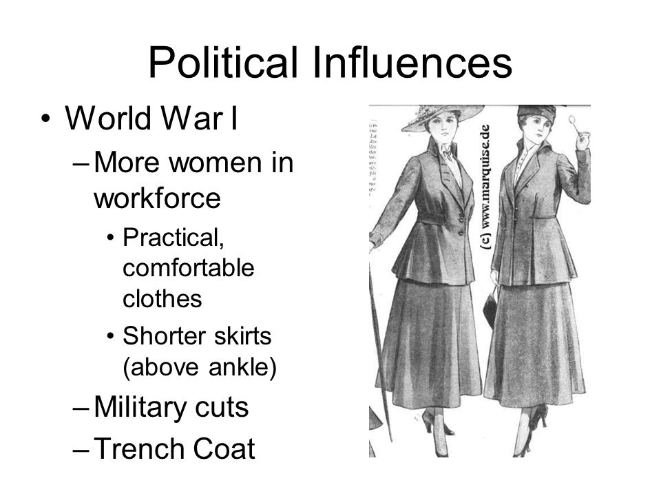 HISTORICAL INFLUENCES ON FASHION Post WWII through 1964 Survey of Historic Costume (Fairchild Publications, 2003)