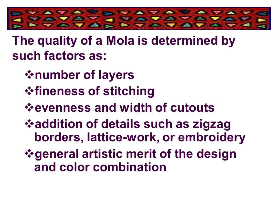 Mola designs.... Animal pattern – fish