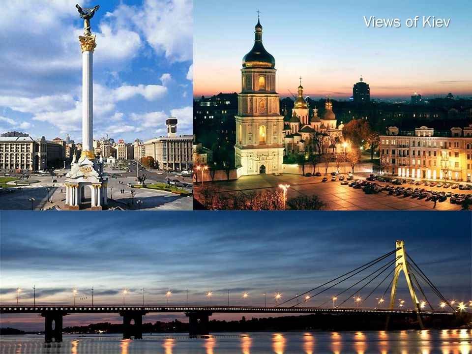 Views of Kiev