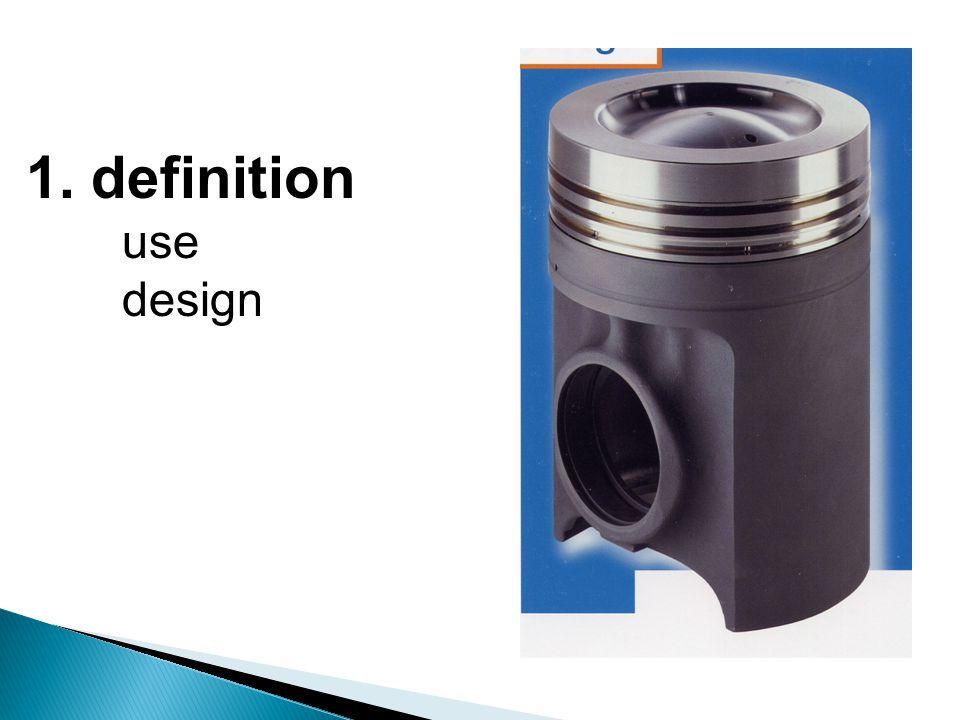 1. definition use design