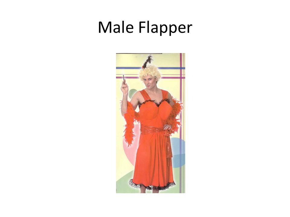 Male Flapper