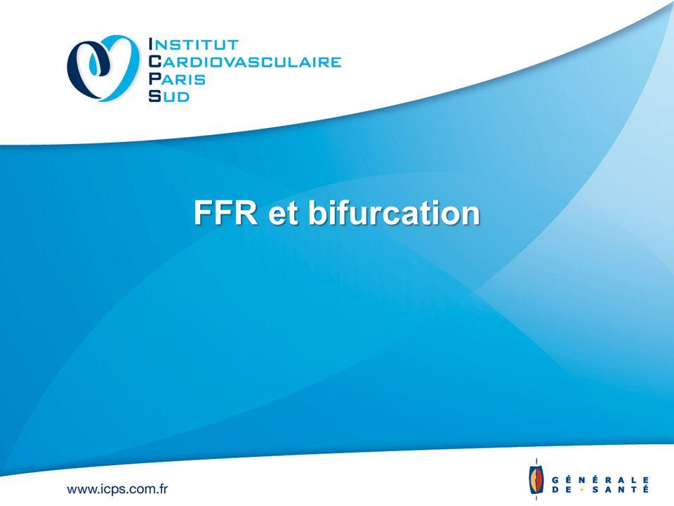FFR et bifurcation