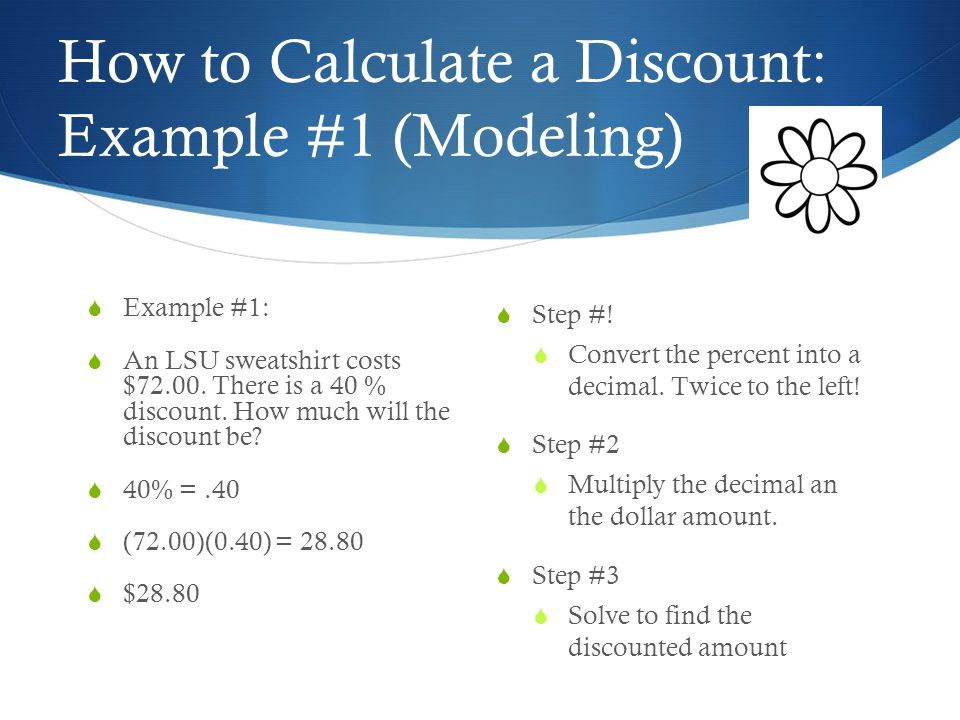 How to Calculate Selling Cost  Selling Cost is the ORIGINAL COST of an item LESS the DISCOUNT AMOUNT.
