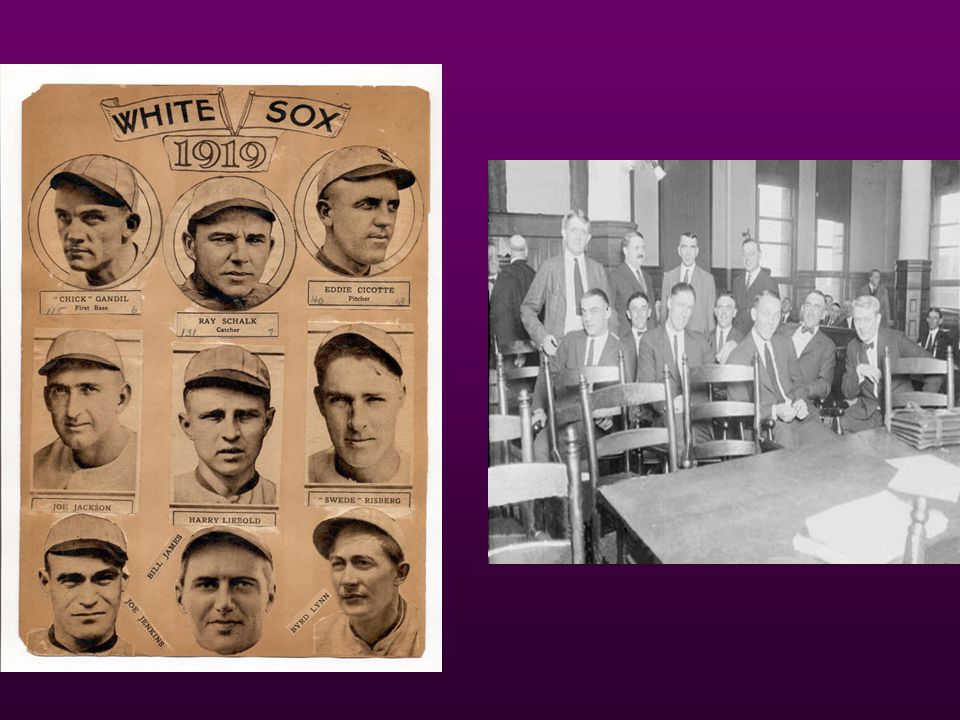 Sports Black Sox scandal of 1919 The Babe brought people back to the ball park after this scandal kept them away Black Sox scandal of 1919 The Babe br