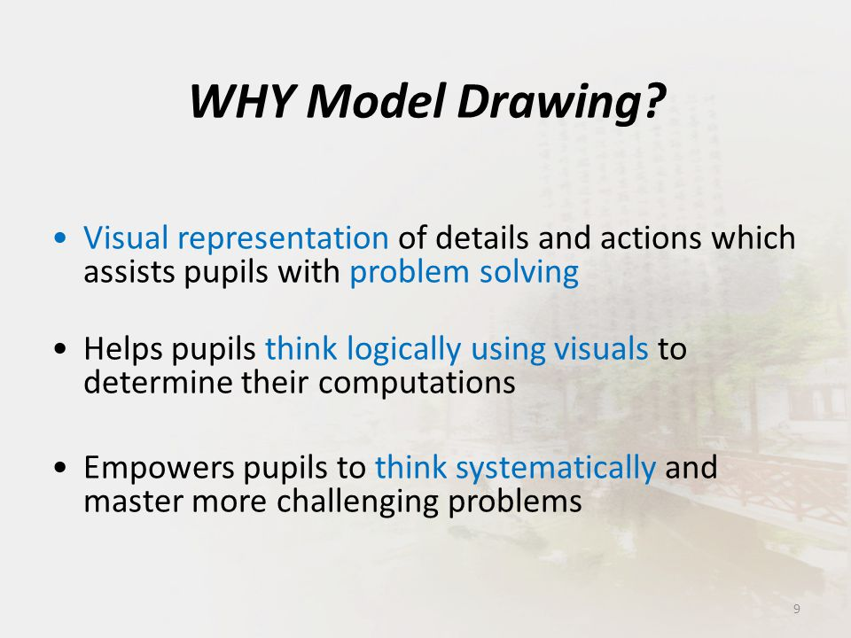 WHY Model Drawing.