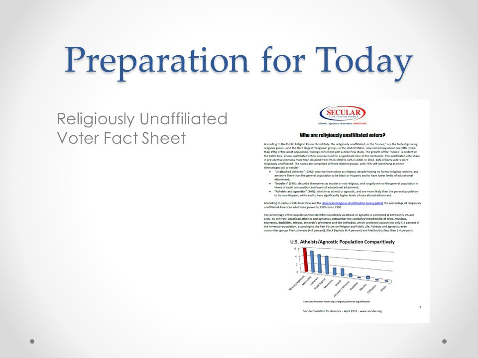 Preparation for Today School Vouchers Lobby Sheet Politico Story