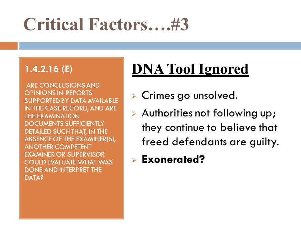 Forensic Science Associates (FSA) - CA