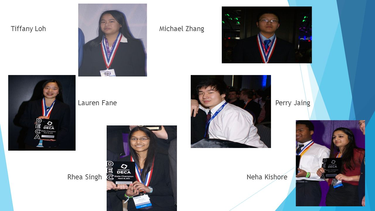 EXPECTATIONS Each member of the team is expected to: → Participate in team fundraisers and events → Attend meetings → Prepare for competition → Submit all paperwork and payments in the specified timeframe → Treat each other with respect → Meet the DECA dress code requirements