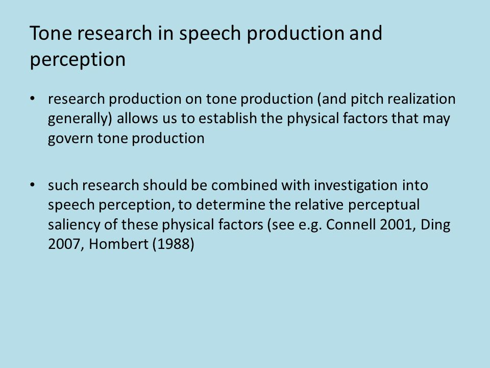 Speech materials for experimental work Speech materials used must take both of the purposes mentioned into account an important consideration in devel