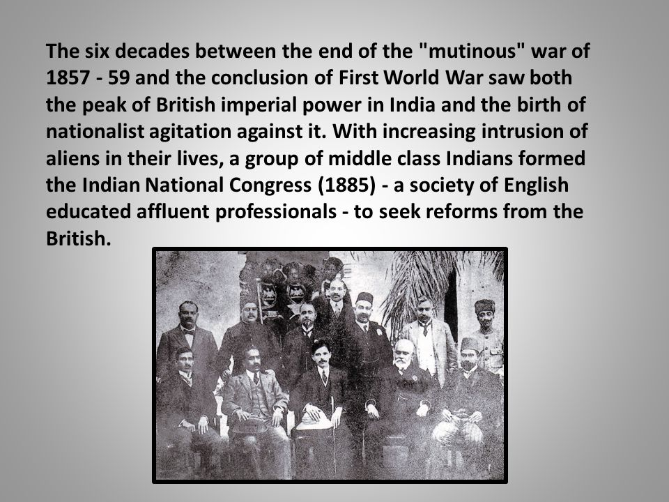 The Rebellion of , which sought to restore Indian supremacy, was crushed; and with the subsequent crowning of Victoria as Empress of India, the incorporation of India into the empire was complete.