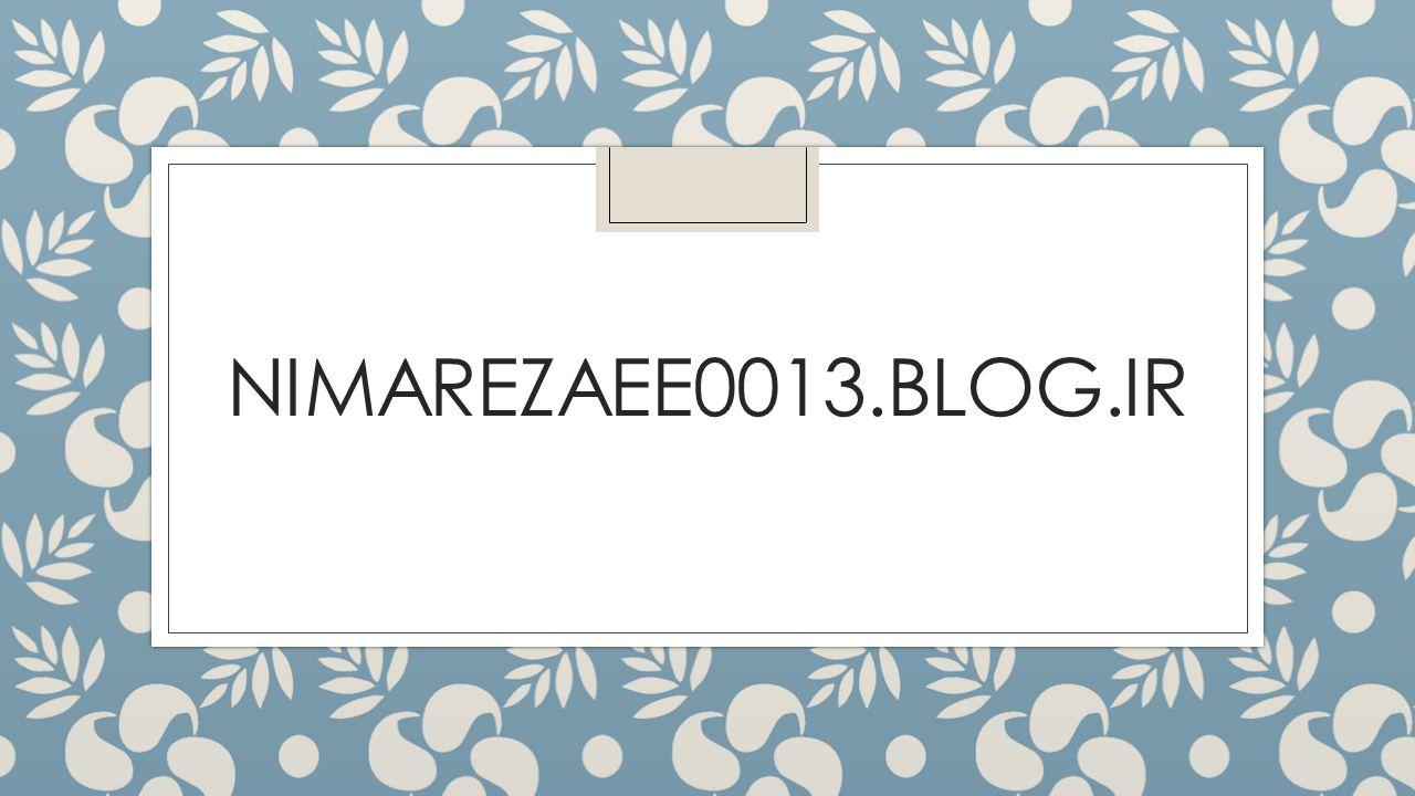 NIMAREZAEE0013.BLOG.IR