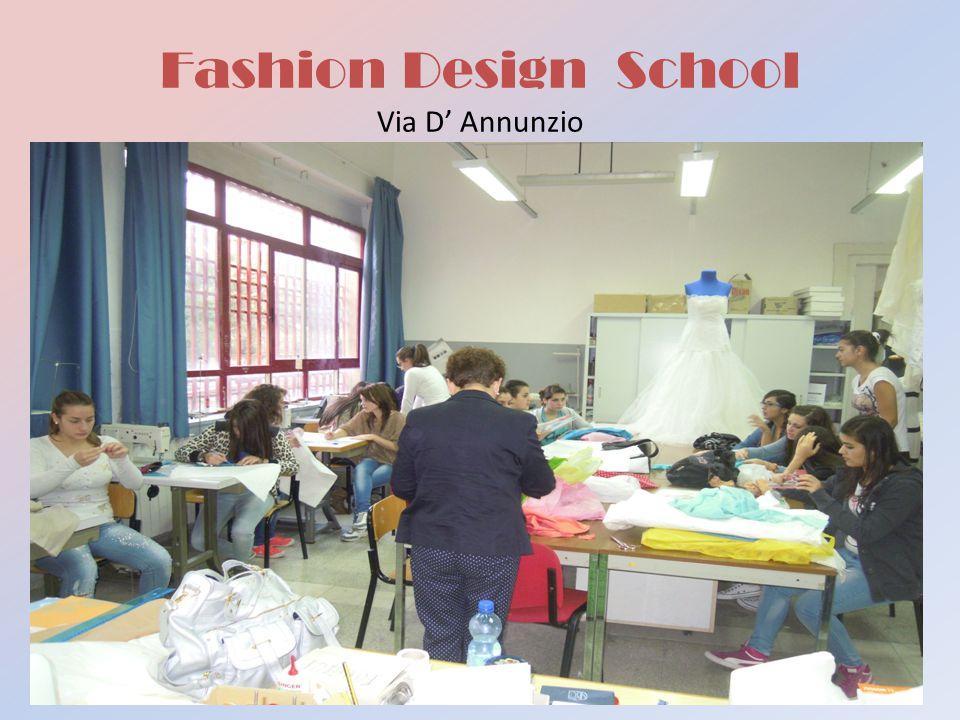 Fashion Design School Via D' Annunzio