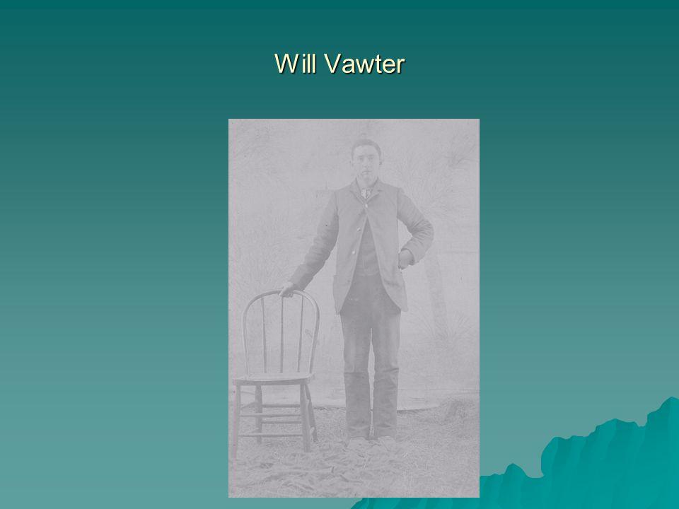 Will Vawter