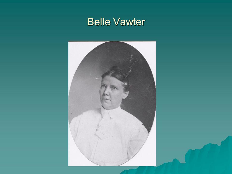 Belle Vawter