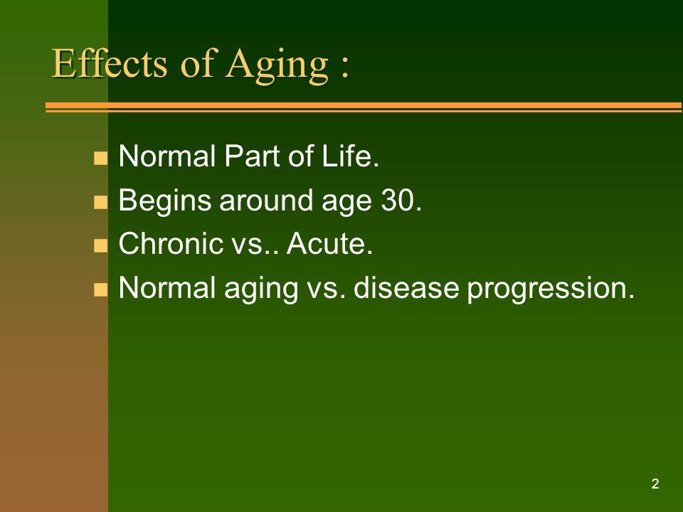 23 What AM I.n I can be chronic or acute.