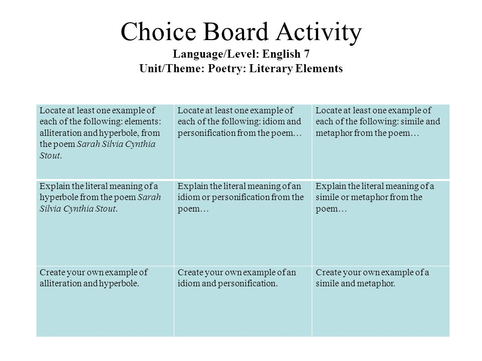 Choice Board Ancient Egypt – Grade 6 ( You need to choose one topic from each row and one style from each column for your assessments in this chapter.) As an ancient cartographer, you have been ordered by the pharaoh to create a map of the Egyptian Empire during the reign of Ramses II.