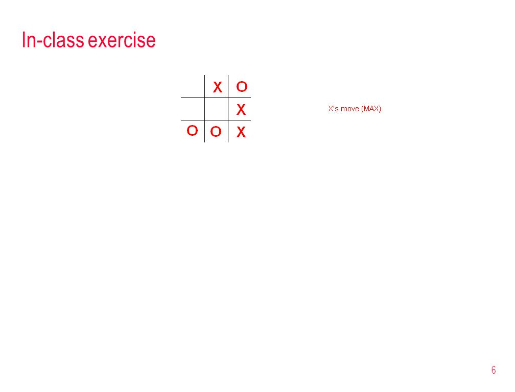 6 In-class exercise