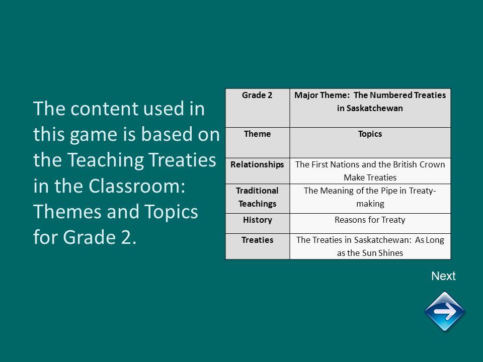 The Treaty Climb Next Teaching Treaties in the Classroom Grade 2