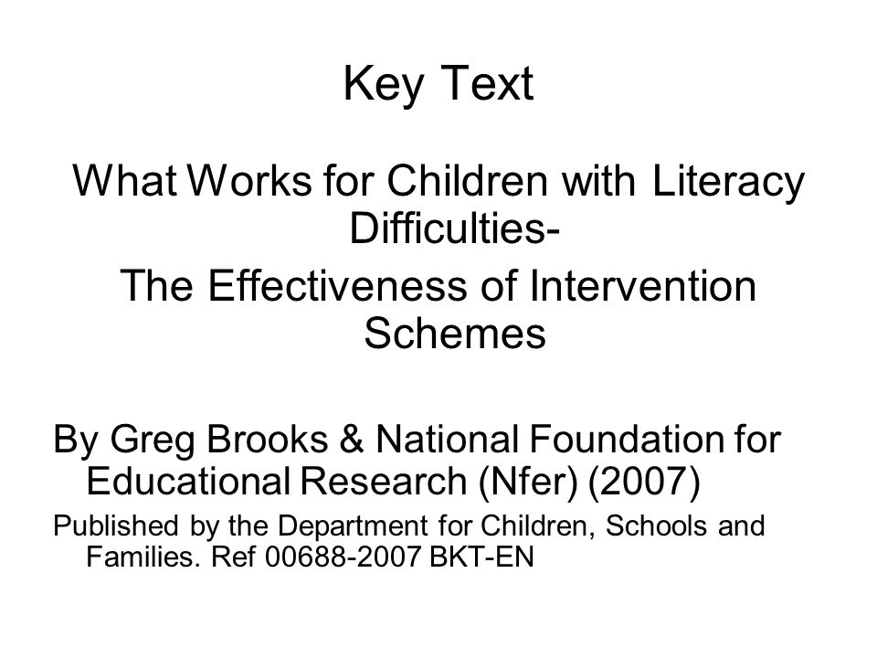 Support Pack for Schools List of resources for assessing literacy List of evidence based interventions, with contact details and costs, including information on free downloads Rough Guide to Precision Teaching, with SNIP references and supporting checklists Rough Guide to Reading Partners, with supporting templates 3 progress review cards Declarations guidance All are available on ILSA website www.ilsa.iewww.ilsa.ie