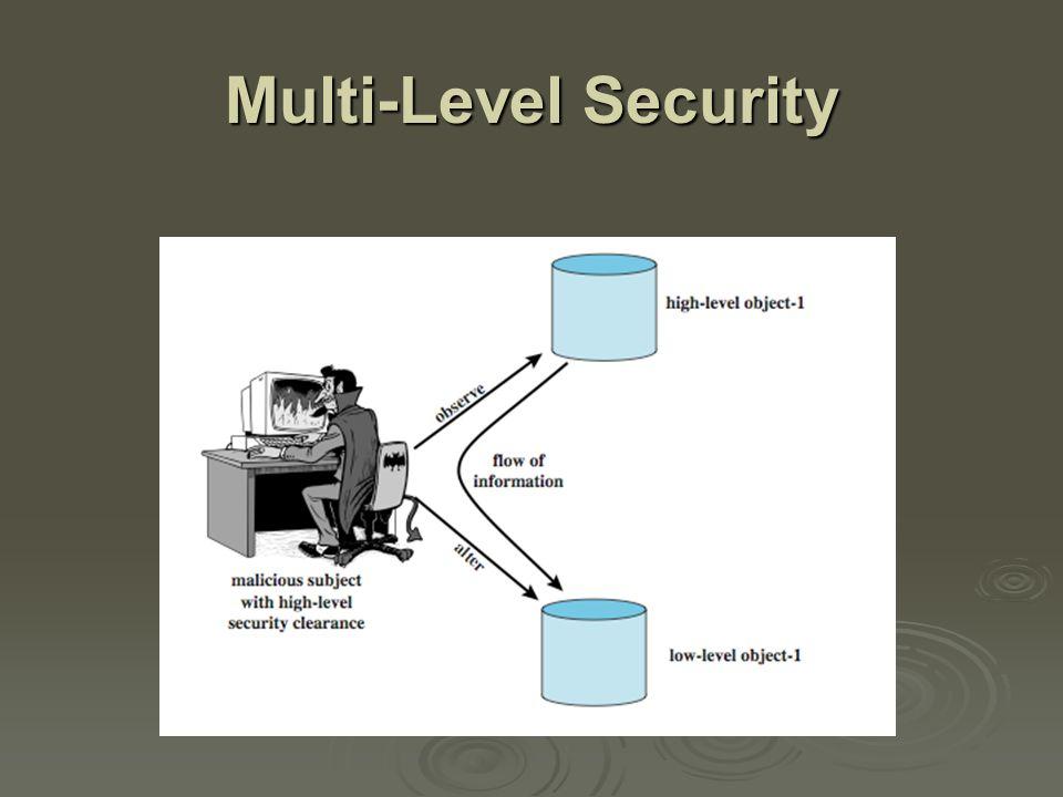 Multi-Level Security