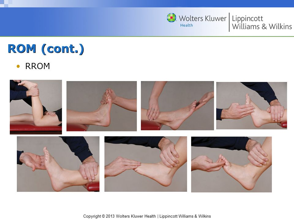 Copyright © 2013 Wolters Kluwer Health | Lippincott Williams & Wilkins Neurological dysfunction Tinel's sign