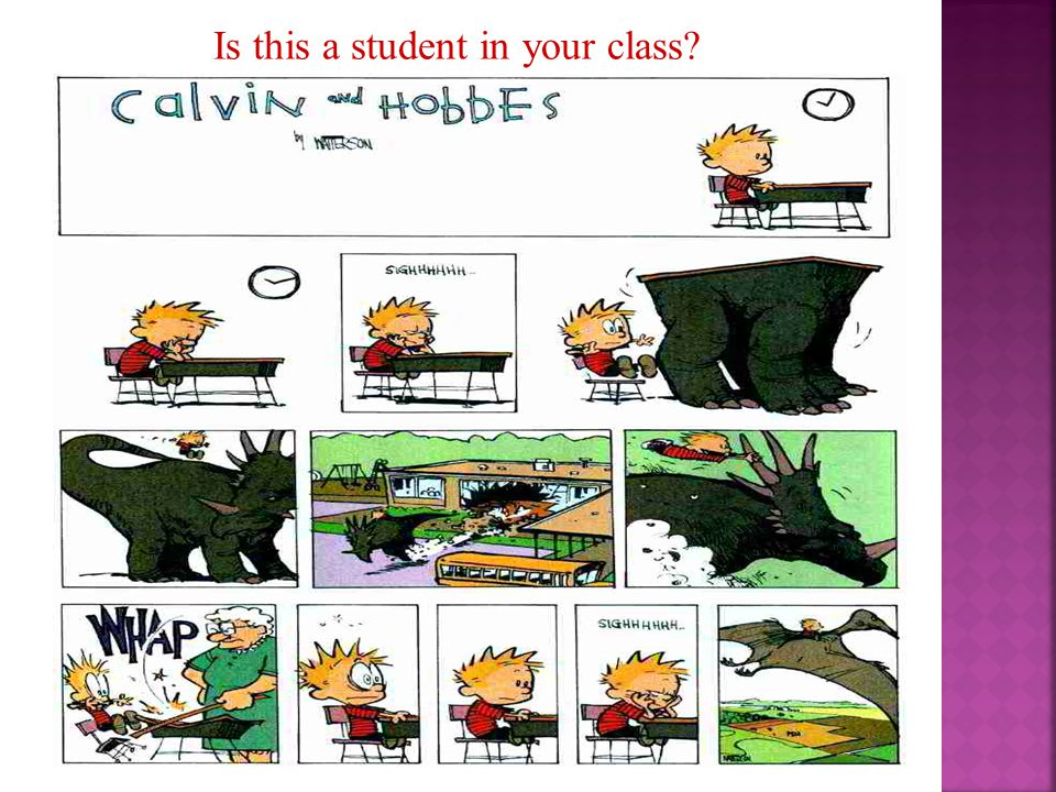 Is this a student in your class
