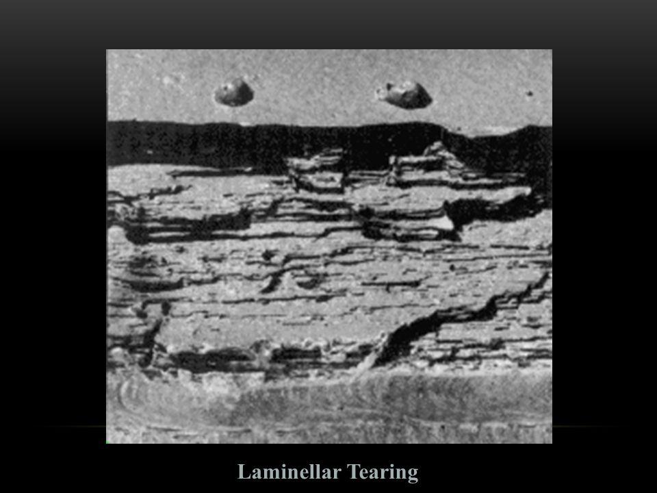 Laminellar Tearing