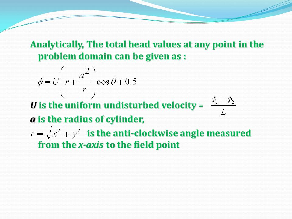 Owing to the symmetry of problem only half of domain is discretized in the model