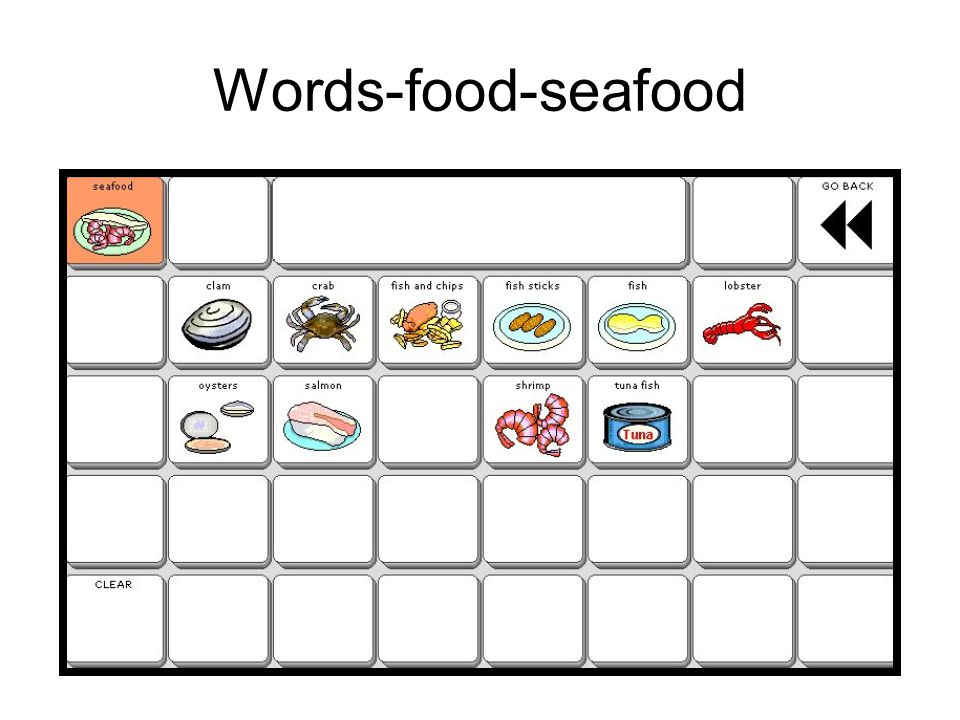 Words-food-seafood