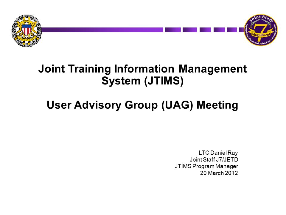 JTIMS v7.2 Requirements JTIMS1542JTIMS Lite: Provide the ability to edit imported Training Objectives.