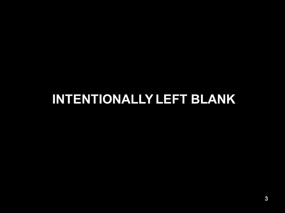 3 INTENTIONALLY LEFT BLANK