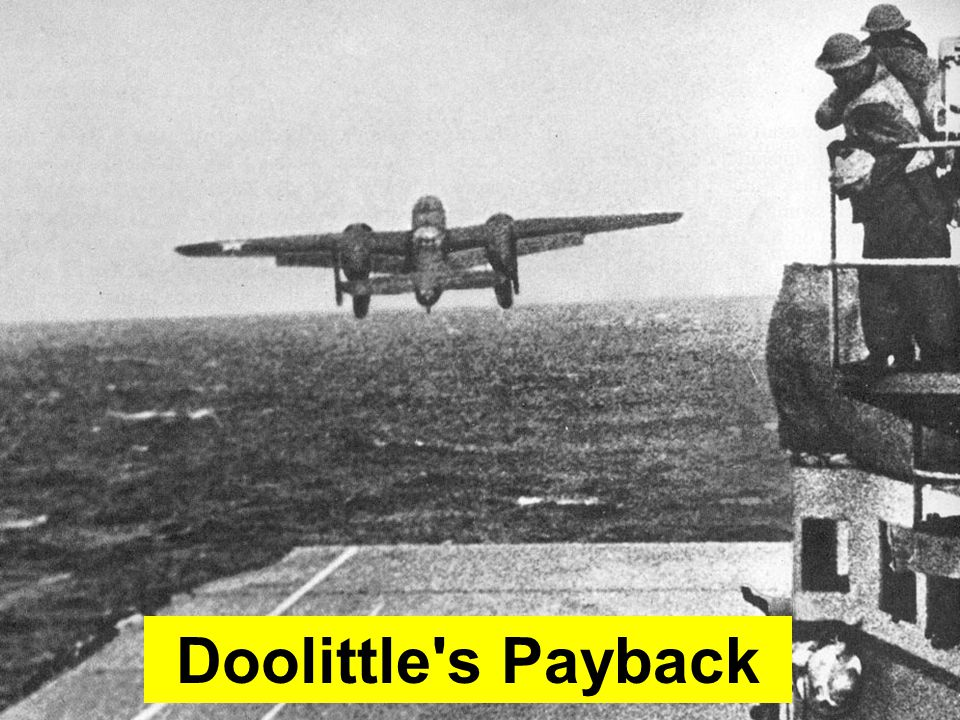 Doolittle s Payback
