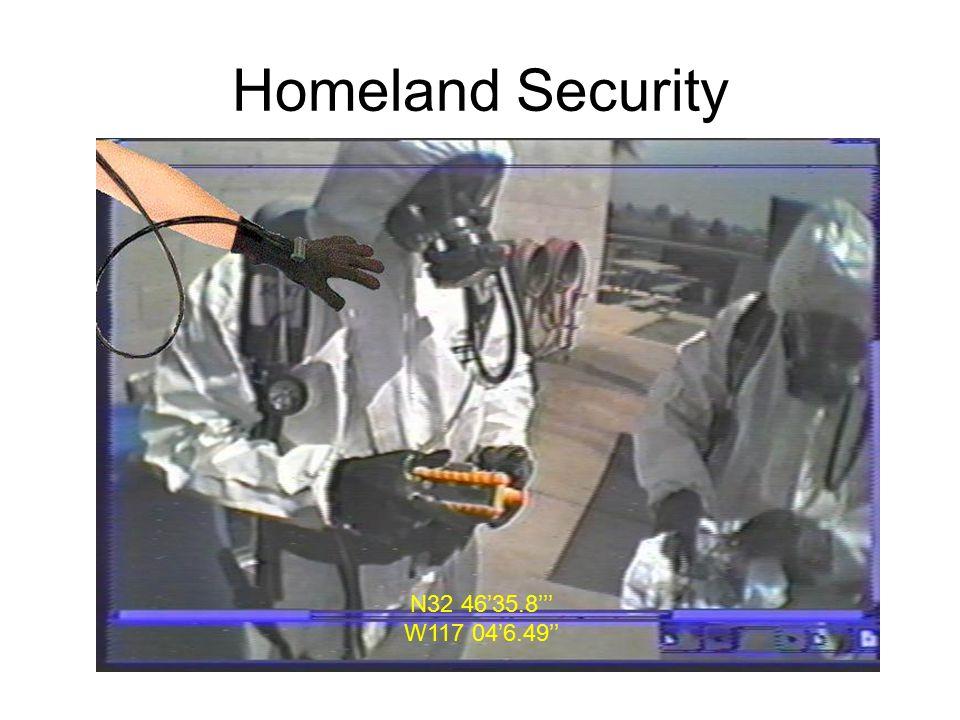 Homeland Security N32 46'35.8''' W117 04'6.49''