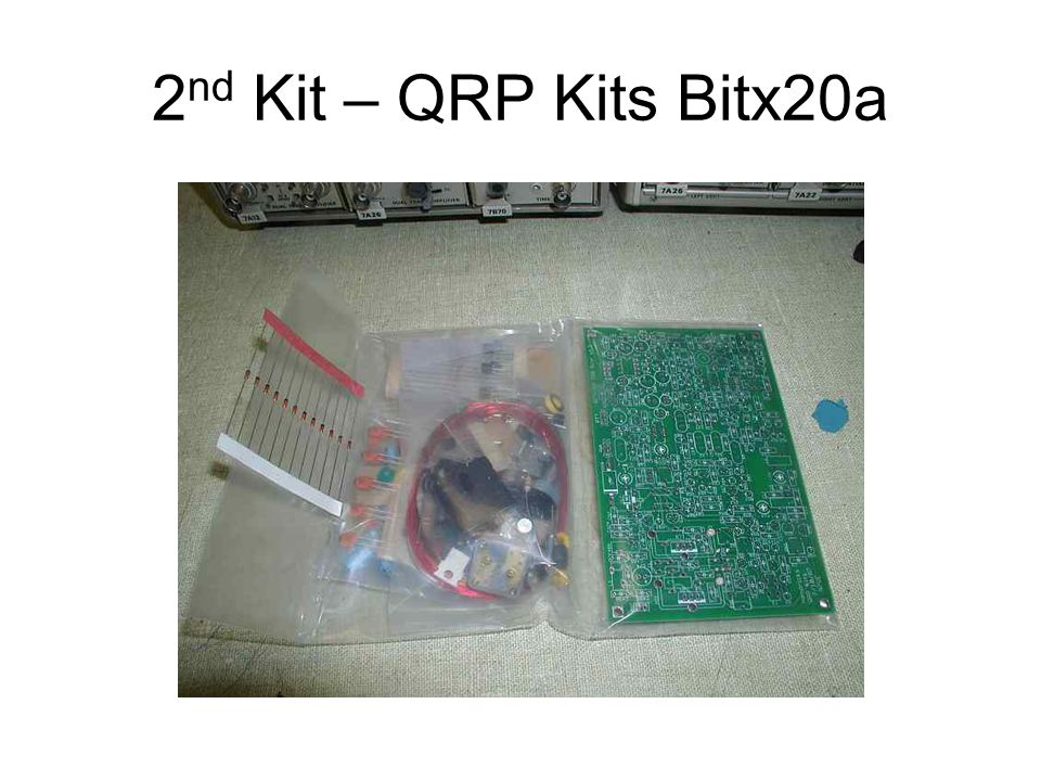 2 nd Kit – QRP Kits Bitx20a