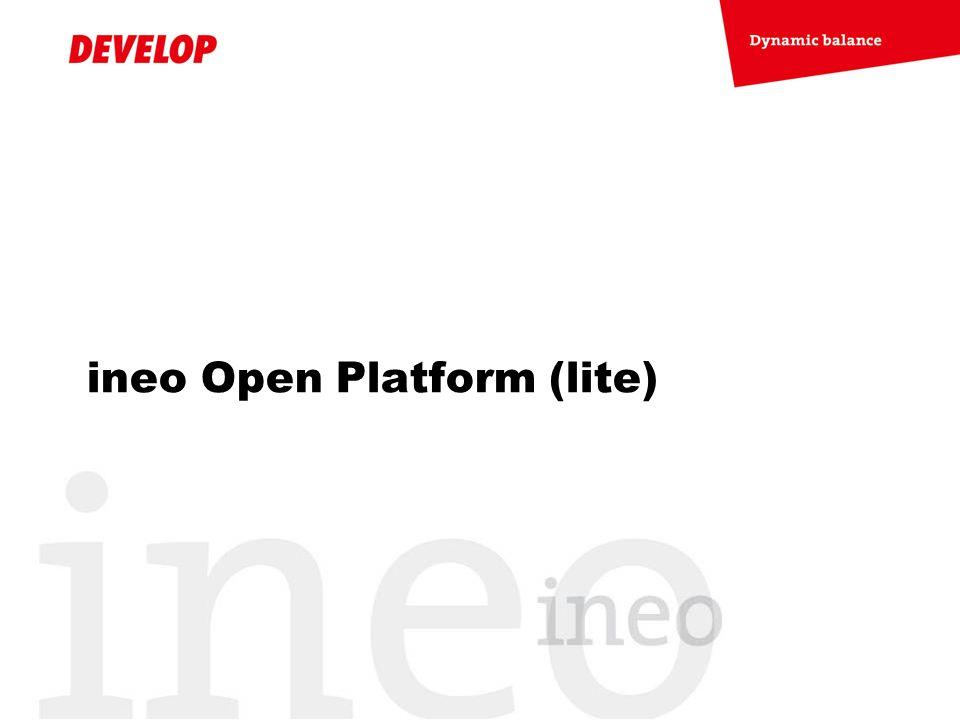 ineo Open Platform (lite)