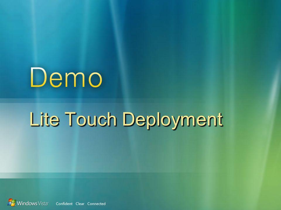 Lite Touch Deployment