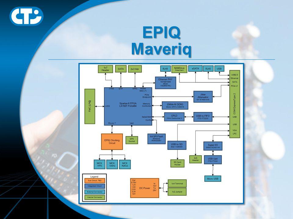 EPIQ Maveriq