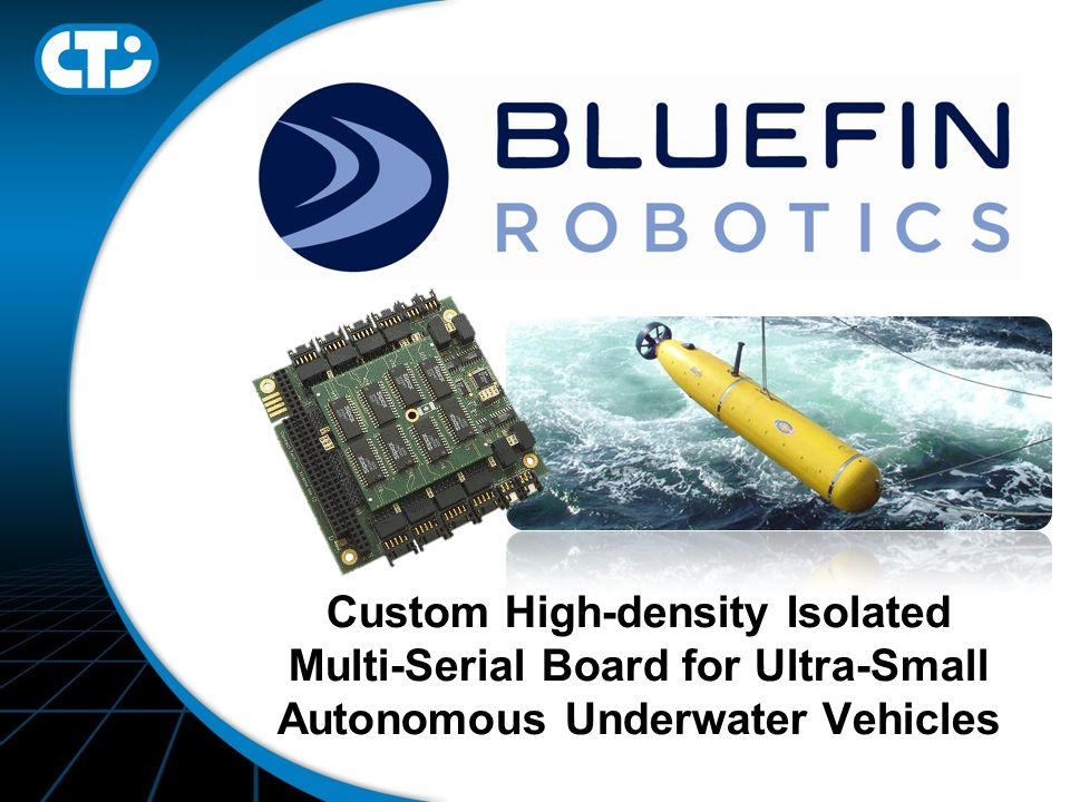 Custom High-density Isolated Multi-Serial Board for Ultra-Small Autonomous Underwater Vehicles