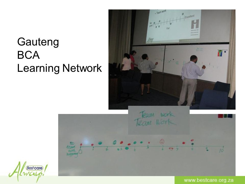 Gauteng BCA Learning Network