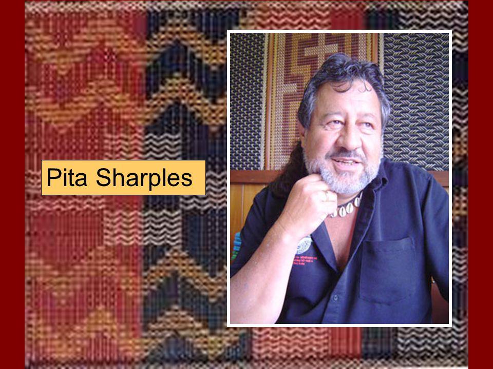 Pita Sharples