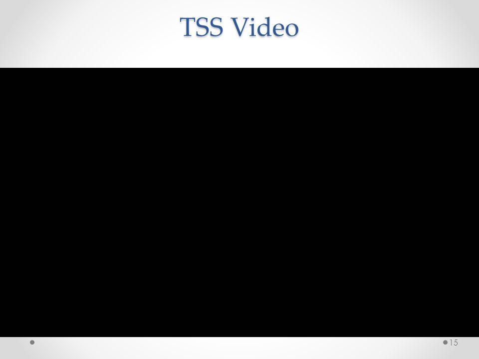 TSS Video 15