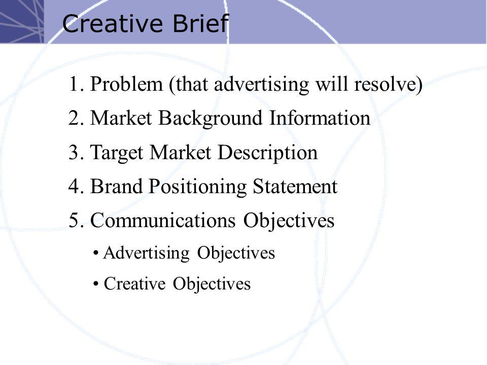 Creative Brief 6.