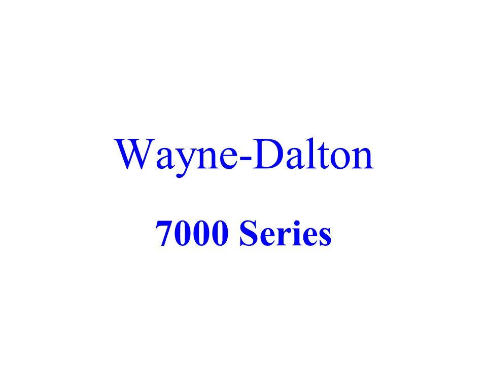 Wayne-Dalton 7000 Series