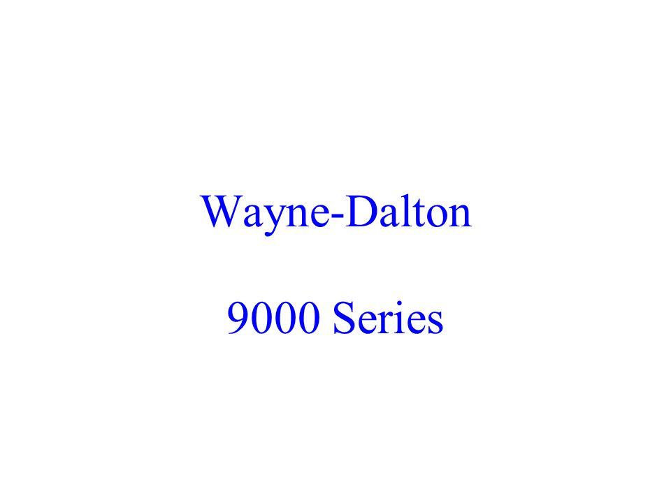 Wayne-Dalton 9000 Series