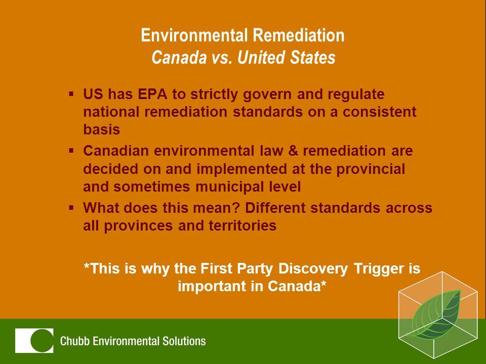 Chubb Environmental Product Snapshot Environmental Site Liability (ESL) Contractor's Pollution Liability (CPL)  Minimum Premium $10,000  Minimum Deductible $25,000  Commission 12.5%  Multi Year Term Capabilities  Large Capacity