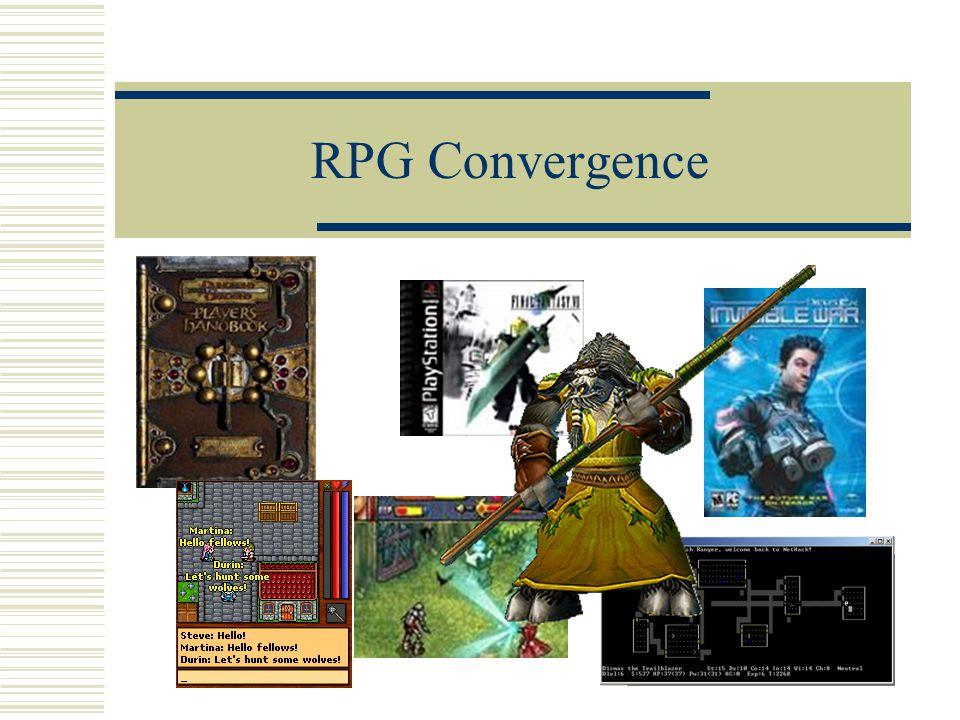 RPG Convergence