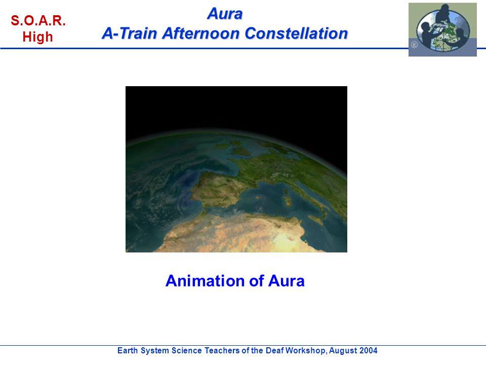 CCAG Educator Workshop – Fort Collins, Colorado – July 2004 S.O.A.R.